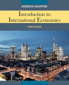 Solution Manual (Complete Download) for   Introduction to International Economics