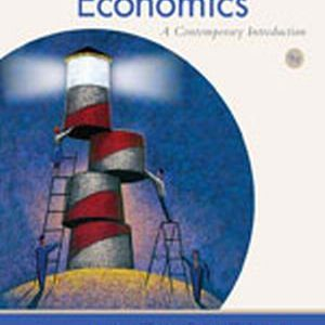 Solution Manual (Complete Download) for   Economics: A Contemporary Introduction