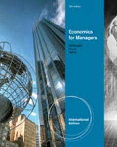 Solution Manual (Complete Download) for   Economics for Managers