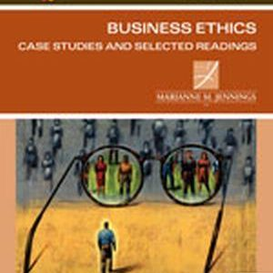 Solution Manual (Complete Download) for   Business Ethics: Case Studies and Selected Readings