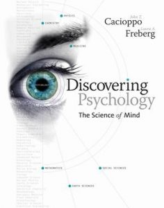 Solution Manual (Complete Download) for   Discovering Psychology: The Science of Mind