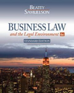 Solution Manual (Complete Download) for   Business Law and the Legal Environment