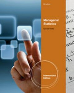 Solution Manual (Complete Download) for   Managerial Statistics
