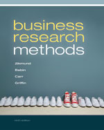 Solution Manual (Complete Download) for   Business Research Methods
