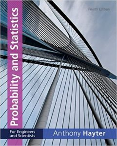 Solution Manual (Complete Download) for Probability and Statistics for Engineers and Scientists