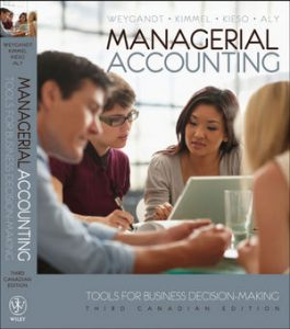 Solution Manual (Complete Download) for   Managerial Accounting: Tools for Business Decision-Making