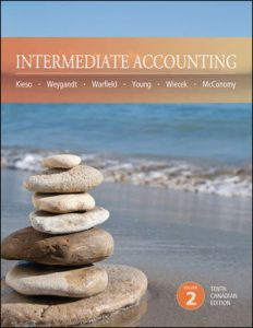 Solution Manual (Complete Download) for   Intermediate Accounting 10th Canadian Edition Volume 2