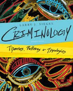 Solution Manual (Complete Download) for   Criminology: Theories