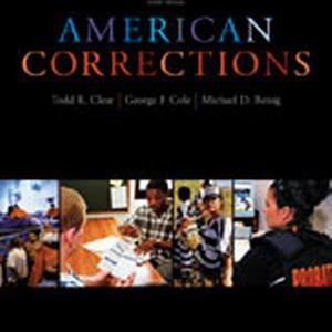 Solution Manual (Complete Download) for   American Corrections