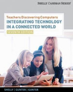 Solution Manual (Complete Download) for   Teachers Discovering Computers: Integrating Technology in a Connected World