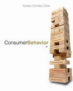 Solution Manual (Complete Download) for   Consumer Behavior