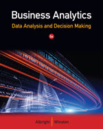 Solution Manual (Complete Download) for   Business Analytics: Data Analysis & Decision Making