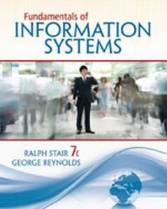 Solution Manual (Complete Download) for   Fundamentals of Information Systems