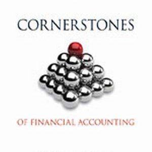 Solution Manual (Complete Download) for   Cornerstones of Financial Accounting