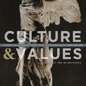 Solution Manual (Complete Download) for   Culture and Values: A Survey of the Humanities
