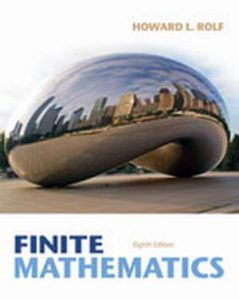 Solution Manual (Complete Download) for   Finite Mathematics