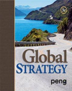 Solution Manual (Complete Download) for   Global Strategy