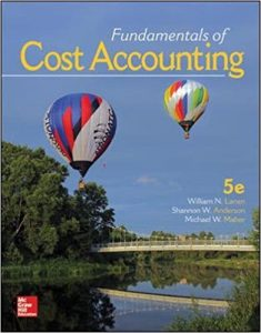 Solution Manual (Complete Download) for Fundamentals of Cost Accounting