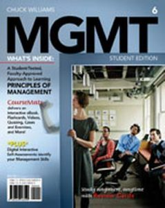 Solution Manual (Complete Download) for   MGMT6
