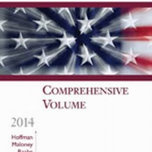 Solution Manual (Complete Download) for   South-Western Federal Taxation 2014: Comprehensive