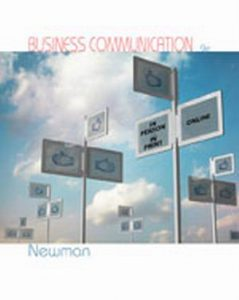 Solution Manual (Complete Download) for   Business Communication: In Person