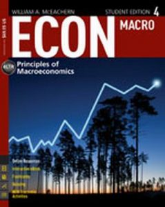 Solution Manual (Complete Download) for   ECON Macroeconomics 4