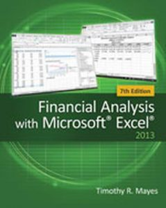 Solution Manual (Complete Download) for   Financial Analysis with Microsoft'® Excel'®
