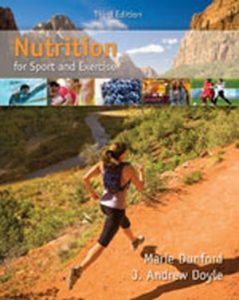 Solution Manual (Complete Download) for   Nutrition for Sport and Exercise