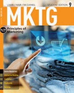 Solution Manual (Complete Download) for   MKTG 9