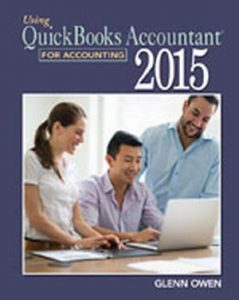 Solution Manual (Complete Download) for   Using QuickBooks'® Accountant 2015 for Accounting