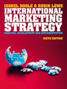 Solution Manual (Complete Download) for   International Marketing Strategy