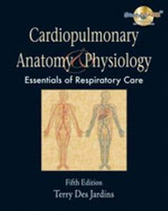 Solution Manual (Complete Download) for   Cardiopulmonary Anatomy & Physiology