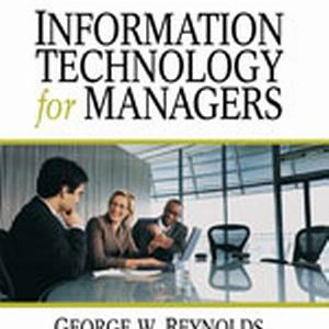 Solution Manual (Complete Download) for   Information Technology for Managers