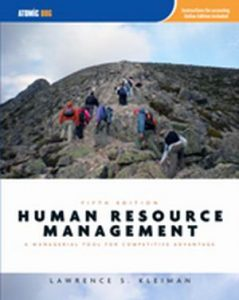 Solution Manual (Complete Download) for   Human Resource Management: Managerial Tool for Competitive Advantage