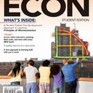 Solution Manual (Complete Download) for   ECON Micro 2