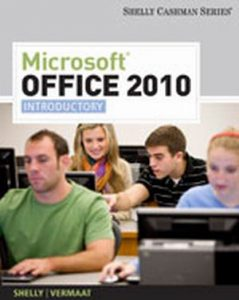 Solution Manual (Complete Download) for   Microsoft'® Office 2010: Introductory