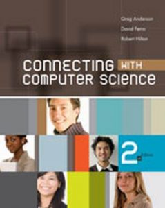 Solution Manual (Complete Download) for   Connecting with Computer Science