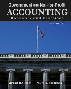 Solution Manual (Complete Download) for   Government and Not For Profit Accounting: Concepts and Practices